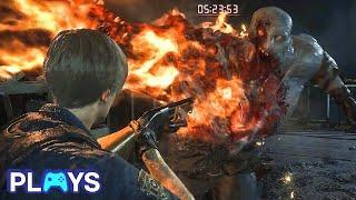 The 10 Hardest Resident Evil Bosses