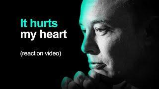 Elon Musk's Traumatic Childhood (reaction video)