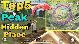 NEW TOP HIDDEN PLACES IN FREE FIRE BERMUDA-2020 || NEW HIDDEN PLACE AFTER UPDATE BY ONE DAY GAMING