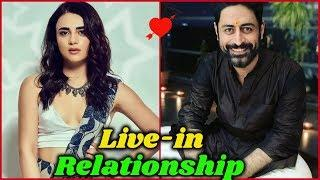 Indian TV Stars who are in Live-in Relationship