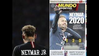 Barcelona transfer news: Neymar is Barcelona's top priority for 2020   report