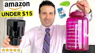 10 NEW Amazon Products You NEED Under $15!