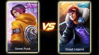 WHO IS THE BETTER DANCER? LING'S STREET PUNK MARCH STARLIGHT SKIN
