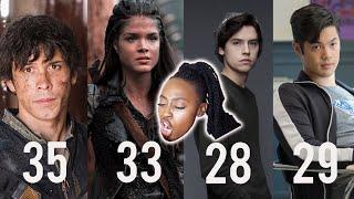 TOP 10 des acteurs les plus vieux pour leur role!!