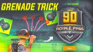0.01% know this Grenade Trick   Top 10 Mythbusters in PUBG Mobile   PUBG Myths #43