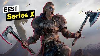 10 Best Xbox Series X S Games According to Critics