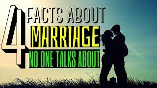 4 Facts About Marriage No One Talks About(Relationship Advice)