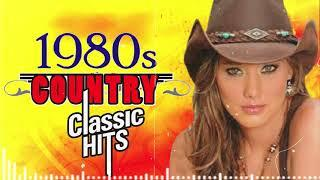 1980 Best Classic Country Songs Of All Time - Old Country Music Collection - Old Country Songs