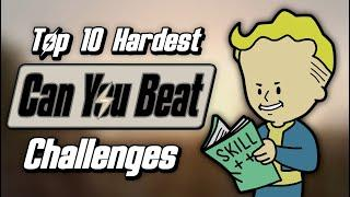 10 Hardest Can You Beat Challenges of 2019 - Mitten Squad