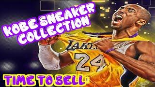 KOBE WAS BETTER OFF WITH ADIDAS:  ITS TIME TO PART WAYS WITH MY KOBE BRYANT SNEAKER COLLECTION!