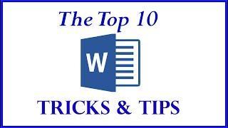 ms office ms word top 10 tips and tricks || Digital telugu techs