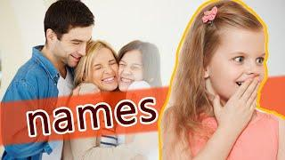 names:Different Chinese and American names, Top 10 good names