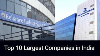 Top 10 Largest Companies in India by Market Capitalization#2020