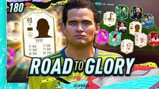 FIFA 20 ROAD TO GLORY #180 - NEW ICON FOR MY NEW TEAM!!