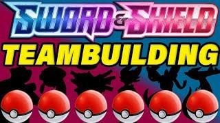 COMPLETE Pokemon Sword and Shield Team Building Guide! Build The Best Pokemon Sword and Shield Team!