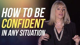 How To Be Confident In Any Situation? (Body Language Secrets) - Marisa Peer