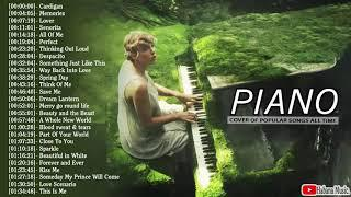 Top 30 Piano Covers of Popular Songs 2020 - Best Instrumental Music For Work, Study
