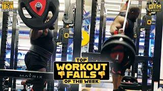 Top Workout Fails Of The Week: Painful & Freaky Gym Fails | December 2019 - Part 2
