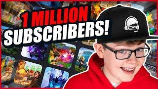 Top 10 Roblox YouTubers With OVER 1 MILLION SUBSCRIBERS!