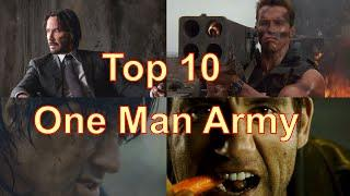 Top 10 One Man Army protagonists: Characters ranked by their number of victims