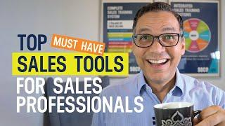 Top Sales Tools That Every Sales Professional Need To Use Now - Sales Team Tech Stack in 2020