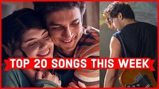 Top 20 Songs This Week Hindi/Punjabi Songs 2020 (July 26) | Latest Bollywood Songs 2020