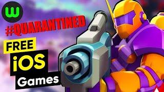 Top 50 Free iOS Games to Play While Stuck At Home | whatoplay