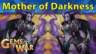 Gems of War: Mother of Darkness Troop, Teams, and Key Opening