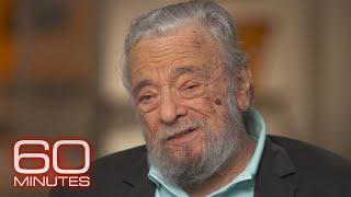 What embarrasses Stephen Sondheim?