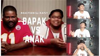 FATHER VS DAUGHTER | BEATBOX BATTLE | REACTION by RAFLY