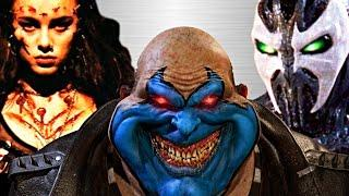 10 Absolutely Lunatic Villains Of Spawn Universe (Origins Explained) - Underrated Rogue's Gallery