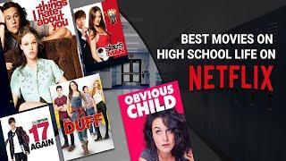Top 10 High School/College Movies on Netflix 2020 !!!