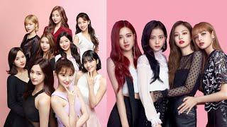 Top 10 Most Popular Kpop Girl Groups ★ 2020
