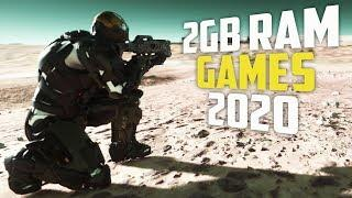 Top 10 Best PC Games for 2GB RAM | Low End PC Games | (64/128/256/512MB VRAM Games) | 2020)