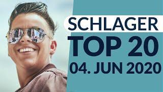 SCHLAGER CHARTS 2020 - Die TOP 20 vom 04. Juni