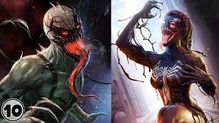 Top 10 Dark Alternate Versions Of Venom