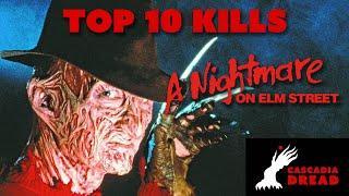 Top 10 Kills in A Nightmare on Elm Street