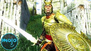 Top 10 Elder Scrolls Games