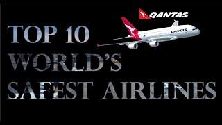 Top 10 world safest airlines 2020