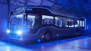Top 10 Electric Buses That Help Change The World