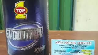 Oil Top 1 di Arya Motor Service