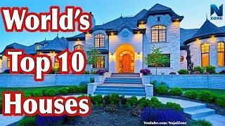 Top 10 Most Unexpected House In The World , Unlivable House
