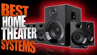 Best Home Theater Systems 2020 | Top 10 Surround Soundbar System