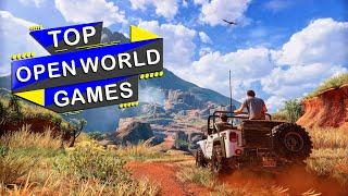 Top 10 New OPEN WORLD Games For Android 2020 | Open World Games For Android 2020 | High Graphics