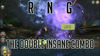 Wizard101: SPELL RNG! | Legendary Fire PvP (800 Rank)