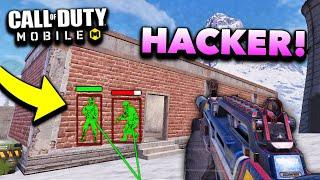 10 Ways to Spot a HACKER in Call of Duty Mobile! (Tips and Tricks)