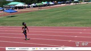 BRAG ON YOUR KID: 10-year-old Tampa girl ranked among best track and field athletes in the country