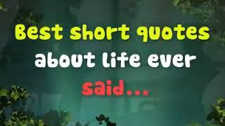 Top 10 best quote which will change your life