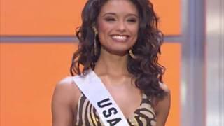 Top 10 Announcement: 2007 Miss Universe
