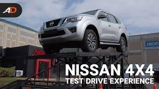 Nissan Go Anywhere 4x4 Test Drive Experience 2020